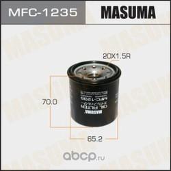 Фильтр масляный (Masuma) MFC1235