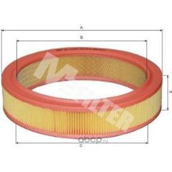Фильтр воздушный (M-Filter) A123