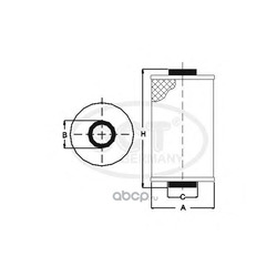 Топливный фильтр (SCT) ST758