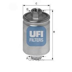 Топливный фильтр (UFI) 3174100