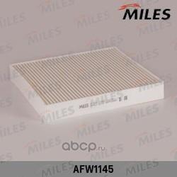 Фильтр салона FORD FOCUS C-MAX/MONDEO 07-/VOLVO C30/C70/S40/V50 04- (Miles) AFW1145