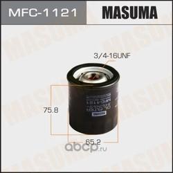 Фильтр масляный (Masuma) MFC1121