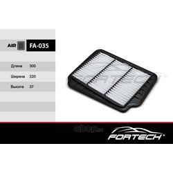 Фильтр воздушный (Fortech) FA035