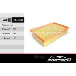 Фильтр воздушный (Fortech) FA028