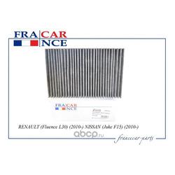 Фильтр салонный угольный (Francecar) FCR210133