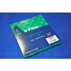 Фильтр салона, пылевой (Parts-Mall) PMC003