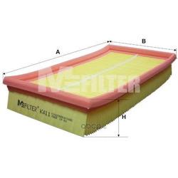 Фильтр воздушный (M-Filter) K411