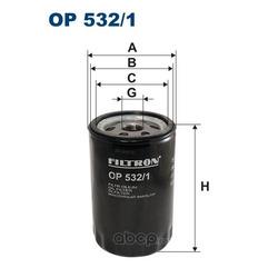 Фильтр масляный Filtron (Filtron) OP5321