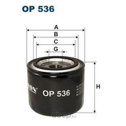 Фильтр масляный Filtron (Filtron) OP536