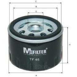Фильтр масляный (M-Filter) TF46