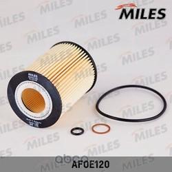 Фильтр масляный BMW E60/E65/X5 (E53) 4.4/4.5/3.5/4.8 (Miles) AFOE120