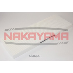 Фильтр салона OPEL VECTRA 95-02 (NAKAYAMA) FC246NY