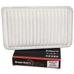 Фильтр воздушный TOYOTA CAMRY (V30) 01-06/HIGHLANDER/LEXUS RX300/330/350 03-08 (KORTEX) KA0035