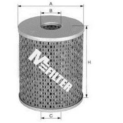 Фильтр топливный (M-Filter) DE688
