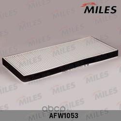 Фильтр салона FORD FOCUS 98-04/TOURNEO CONNECT 02- (Miles) AFW1053