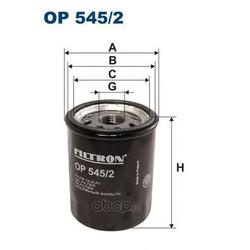 Фильтр масляный Filtron (Filtron) OP5452
