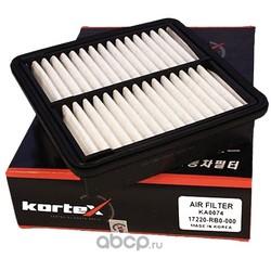 Фильтр воздушный HONDA JAZZ 1.2-1.4 07/08- (KORTEX) KA0074