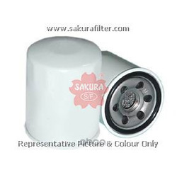 Масляный фильтр (Sakura) C1218