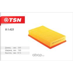 Фильтр воздушный (TSN) 91423