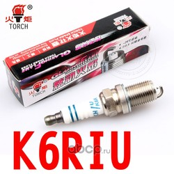 Свеча Зажигания с иридиевым электродом (Torch) K6RIU