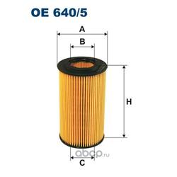 Фильтр масляный Filtron (Filtron) OE6405