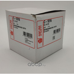 Фильтр масляный (Sakura) C1016