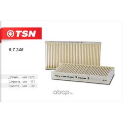 Фильтр салона (TSN) 97245