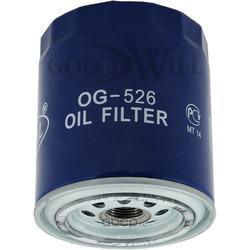 Фильтр масляный двигателя (Goodwill) OG526