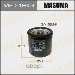 Фильтр масляный (Masuma) MFC1943
