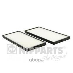 Фильтр салона пылевой, комплект (Nipparts) J1340504