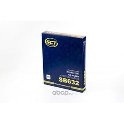 Фильтр воздушный (SCT) SB632