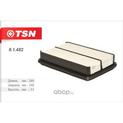 Фильтр воздушный (TSN) 91482