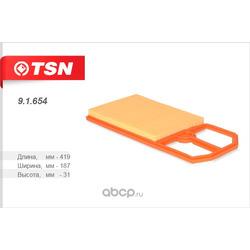 Фильтр воздушный (TSN) 91654