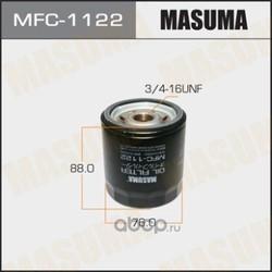 Фильтр масляный (Masuma) MFC1122
