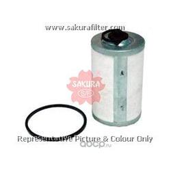 Фильтр топливный элемент (Sakura) F2621