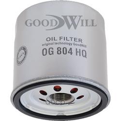 Фильтр масляный двигателя (Goodwill) OG804HQ