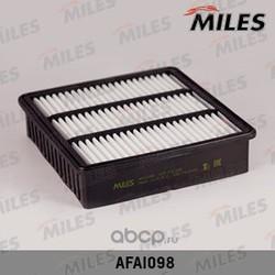 Фильтр воздушный MITSUBISHI COLT/LANCER 1.3-1.6 (Miles) AFAI098