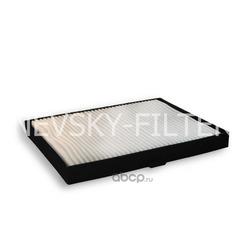 Фильтр очистки воздуха салона противопыльный (NEVSKY FILTER) NF6163