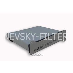Фильтр, воздух во внутреннем пространстве (NEVSKY FILTER) NF6201