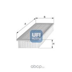 Воздушный фильтр (UFI) 3022400