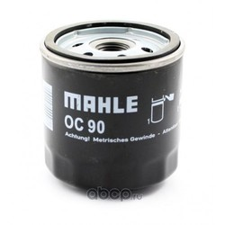Масляный фильтр (Mahle/Knecht) OC90