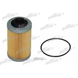 Фильтр масляный ALFA 159/BRERA 3.2JTS 06-, OPEL SIGNUM/VECTRA, SAAB 9-3 2.8 05- (PATRON) PF4239