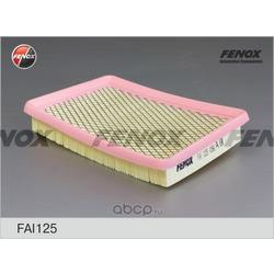 Воздушный фильтр (FENOX) FAI125