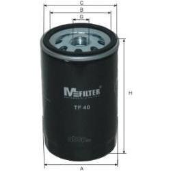 Фильтр масляный (M-Filter) TF40