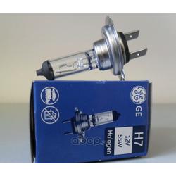 Автолампа H7 12V 55W PX26d/ /58520U/General Electric (GENERAL ELECTRIC) 35017