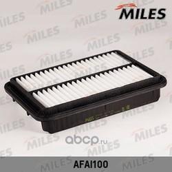 Фильтр воздушный HYUNDAI SANTA FE 2.0 16V-2.7 (Miles) AFAI100