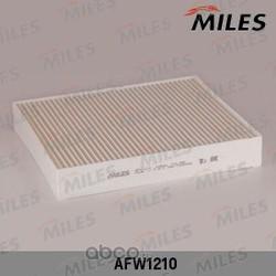 Фильтр салона OPEL ASTRA J/INSIGNIA 09- (Miles) AFW1210