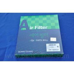 Фильтр салона, пылевой (Parts-Mall) PMA020