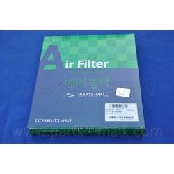 Фильтр салона, пылевой (Parts-Mall) PMB008