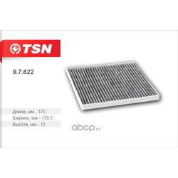 Фильтр салона угольный (TSN) 97622